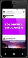 KÖSZÖNÖM A BEFOGADÁST! - VIHARSARKI KATTINTÓS - ÜKH 2019 - Ekönyv - HARTAY CSABA