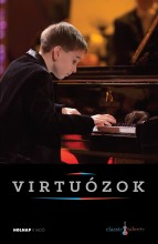 VIRTUÓZOK (BOROS MISI) + CD - Ebook - VARGA EDIT
