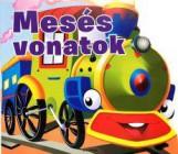 MESÉS VONATOK - Ekönyv - PRO JUNIOR