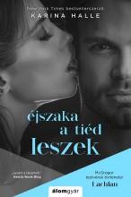 ÉJSZAKA A TIÉD LESZEK - Ekönyv - HALLE, KARINA