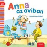 ANNA AZ OVIBAN - Ekönyv - SCHWARZ, REGINA