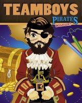TEAMBOYS - COLOURING - Kalóz - Ebook - NAPRAFORGÓ KÖNYVKIADÓ