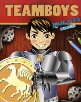 TEAMBOYS - COLOURING - Lovag - Ebook - NAPRAFORGÓ KÖNYVKIADÓ