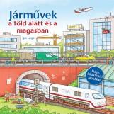 JÁRMŰVEK A FÖLD ALATT ÉS A MAGASBAN - Ekönyv - LANGE, IGOR