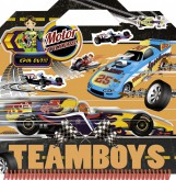 TEAMBOYS - STICKERS - Motor - Ebook - NAPRAFORGÓ KÖNYVKIADÓ