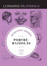 PORTRÉRAJZOLÁS - LEONARDO RAJZISKOLA - Ekönyv - SZUNYOGHY ANDRÁS
