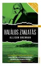 HALÁLOS ZAKLATÁS - MAXINE REVERE-SOROZAT 3. - Ebook - BRENNAN, ALLISON