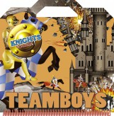 TEAMBOYS - STICKERS - Lovag - Ebook - NAPRAFORGÓ KÖNYVKIADÓ
