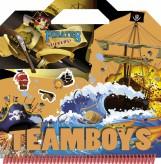 TEAMBOYS - STICKERS - Kalóz - Ebook - Napraforgó Kiadó