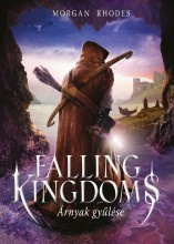 Falling Kingdoms - Árnyak gyűlése - Ebook - Morgan Rhodes
