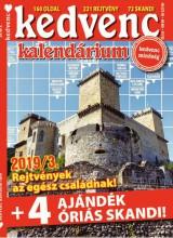 KEDVENC KALENDÁRIUM 2019/3 - Ekönyv - CSOSCH KFT.