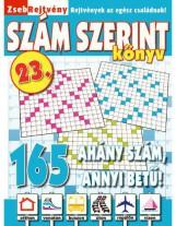 ZSEBREJTVÉNY SZÁM SZERINT KÖNYV 23. - Ekönyv - CSOSCH KFT.