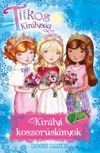 TITKOS KIRÁLYSÁG KÜLÖNKIADÁS 8. - KIRÁLYI KOSZORÚSLÁNYOK - Ekönyv - BANKS, ROSIE