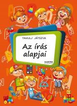 AZ ÍRÁS ALAPJAI - TANULJ JÁTSZVA! 50 MATRICÁVAL - Ekönyv - BERNÁTHNÉ E.MÁRIA