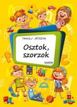 OSZTOK, SZORZOK - TANULJ JÁTSZVA! 50 MATRICÁVAL - Ekönyv - BERNÁTHNÉ E.MÁRIA