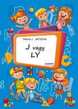 J VAGY LY - TANULJ JÁTSZVA! 50 MATRICÁVAL - Ekönyv - BERNÁTHNÉ E.MÁRIA