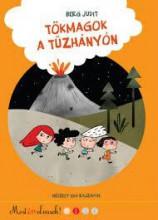 TÖKMAGOK A TŰZHÁNYÓN - Ekönyv - BERG JUDIT