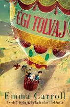 ÉGI TOLVAJ - Ekönyv - CARROLL, EMMA