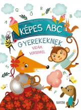 KÉPES ABC GYEREKEKNEK VIDÁM VERSEKKEL - Ekönyv - BERNÁTHNÉ E.MÁRIA