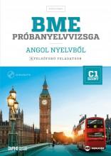 BME PRÓBANYELVVIZSGA ANGOL NYELVBŐL - 8 FELSŐFOKÚ FELADATSOR - C1 SZINT (CD MELL - Ekönyv - EGYÜD GYÖRGYI