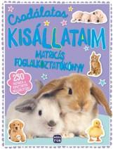CSODÁLATOS KISÁLLATAIM - MATRICÁS FOGLALKOZTATÓKÖNYV - Ekönyv - MÓRA KÖNYVKIADÓ