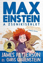 MAX EINSTEIN - A ZSENIKÍSÉRLET - Ekönyv - PATTERSON, JAMES - GRABENSTEIN, CHRIS