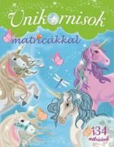UNIKORNISOK MATRICÁKKAL - ZÖLD - Ekönyv - NAPRAFORGÓ KÖNYVKIADÓ