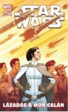 STAR WAR -  LÁZADÁS A MON CALÁN (KÉPREGÉNY) - Ekönyv - GILLEN, KIERON