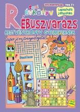 TAPSI RÉBUSZVARÁZS - REJTVÉNYKÖNYV GYEREKEKNEK - Ekönyv - LAPU BT.