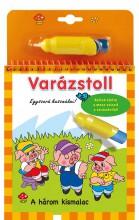 VARÁZSTOLL - A HÁROM KISMALAC - Ebook - NAPRAFORGÓ KÖNYVKIADÓ