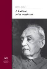 A KULTÚRA MINT EMLÉKEZET - Ekönyv - HOPPÁL MIHÁLY