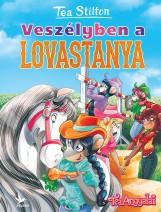 VESZÉLYBEN A LOVASTANYA - Ekönyv - KOLIBRI GYEREKKÖNYVKIADÓ KFT.
