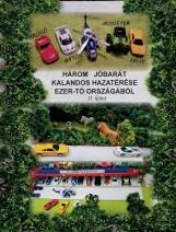 HÁROM JÓBARÁT KALANDOS HAZATÉRÉSE EZER-TÓ ORSZÁGÁBÓL II. KÖTET - Ebook - RIMASZOMBATI ERZSÉBET