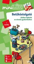 BETŰKÓSTOLGATÓ 1. - FEJTÖRŐK AZ OLVASÁS GYAKORLÁSÁHOZ - Ekönyv - LDI210