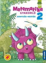 DINÓSULI MATEMATIKA GYAKORLÓ 2.OSZT. - SZORZÁS - OSZTÁS - Ekönyv - MS-1122
