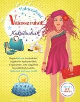 VÁLASSZ RUHÁT! - KOKTÉLRUHÁK (MATRICÁSFÜZET) - Ekönyv - NAPRAFORGÓ KÖNYVKIADÓ
