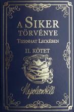 A SIKER TÖRVÉNYE TIZENHAT LECKÉBEN II. KÖTET - Ekönyv - HILL, NAPOLEON