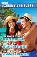 Szeress és Nevess! 60 - Ekönyv - Marion Lennox; Linda Lewis; Marie Ferrarella