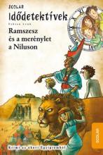 RAMSZESZ ÉS A MERÉNYLET A NÍLUSON - IDŐTETEKTÍVEK  25. - Ekönyv - LENK, FABIAN