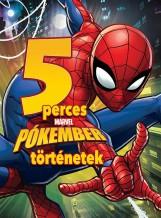 5 PERCES PÓKEMBER TÖRTÉNETEK - Ekönyv - KOLIBRI GYEREKKÖNYVKIADÓ KFT.