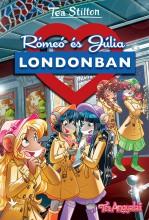 RÓMEÓ ÉS JÚLIA LONDONBAN - TEA ANGYALAI - Ekönyv - STILTON, TEA