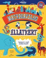 MATRICAVILÁG - ÁLLATKERT - Ekönyv - MÓRA KÖNYVKIADÓ