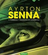 AYRTON SENNA - A FORMULA-1 HALHATATLAN LEGENDÁJA - Ekönyv - JONES, BRUCE