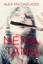 NÉMA TANÚ - Ekönyv - MICHAELIDES, ALEX