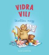 VIDRA VILI ISKOLÁBA MEGY - Ekönyv - GARTON, SAM