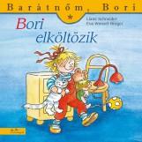 BORI ELKÖLTÖZIK - BARÁTNŐM, BORI - Ekönyv - SCHNEIDER, LIANE - WENZEL-BÜRGER, EVA