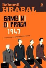 BAMBINI DI PRAGA 1947 (PIROS) - Ekönyv - HRABAL, BOHUMIL