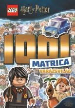 LEGO HARRY POTTER 1001 MATRICA - VARÁZSVILÁG - Ekönyv - MÓRA KÖNYVKIADÓ