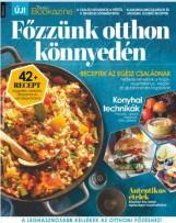 FŐZZÜNK OTTHON KÖNNYEDÉN - TREND BOOKAZINE 2019/3 - Ekönyv - IQ PRESS KFT.