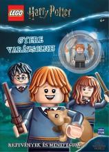 LEGO HARRY POTTER - GYERE VARÁZSOLNI! (AJÁNDÉK MINIFIGURÁVAL) - Ekönyv - MÓRA KÖNYVKIADÓ